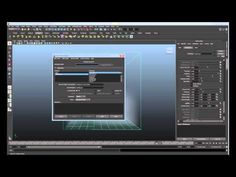Create a rolling fog effect using Maya