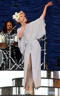Paloma Faith wears Steve Madden