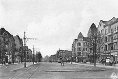 Berlin-Pankow, Berliner Straße, 19[xx] | Historische Ansichtskarte © Georg Klemm Ansichtskarten-Verlag