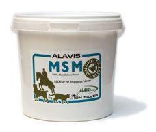 Alavis MSM användning