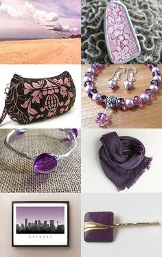 A Purple & Pink POPPING Black Friday! Purple, Pink, Black Friday, Etsy, Purple Stuff, Roses