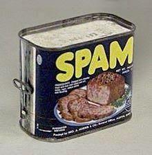 ¿Qué decía Monthy Python sobre el SPAM?