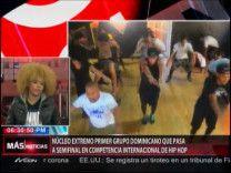 Núcleo Extremo: Primer Grupo Dominicano Que Pasa A Semifinal En Competencia Internacional De Hip Hop #Video
