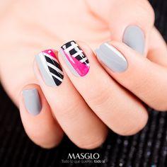 #NailArtMasglo #MasgloLovers #Nails #Nailpolish #Masglo