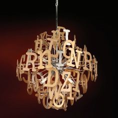 "Media Pendant | Corbett Lighting at Lightology 18""wide x 20""h.  4 60 watt incand. bulbs.  $ 2390. 4-6 weeks"