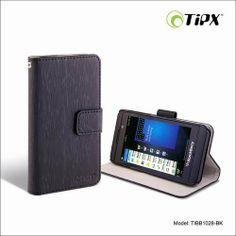 Tipxcase - Funda book en cuero ecológico para Blackberry Z10. bomaco collection. Color negro http://www.amazon.es/dp/B00GWKVNAS/ref=cm_sw_r_pi_dp_odG.sb1W45GWY