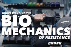 """Ever wonder what works better for you? Free weights or machines or resistance bands? We break it down for you in this blog post """"Understanding the Bio Mechanics of Resistance"""" so you know what works best for your body. Click to read :)"""