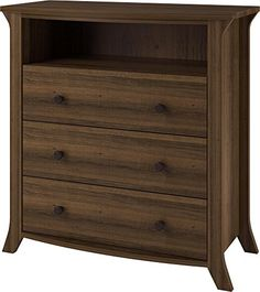 Altra Oakridge 3-Drawer Media Dresser…
