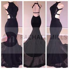 """""""Adrianna"""" Black Double (RM337)"""