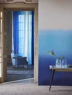 Designers Guild | Savoie Cobalt wallpaper & fabric