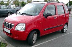 Suzuki Wagon R+ front