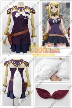 fairy tail lucy heartfilia cosplay