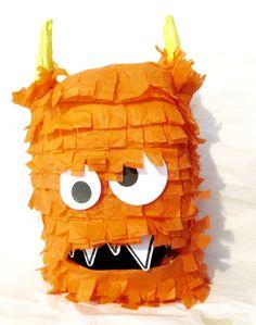 Monster Piñata / Terrible Two by PinataPinatas on Etsy