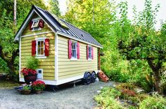 Living large in 150 square feet: Why the tiny house movement is taking off  Salon article to come back to.