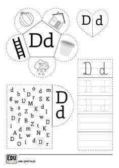 Alphabet Tracing Worksheets, Teaching Aids, Asd, Exercises, Kindergarten, Crafts For Kids, Platform, Teacher, Education