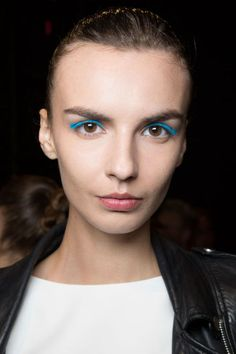 From candy apply lips to electric blue eyes, here are our top picks for the best makeup trends for Spring 2016: