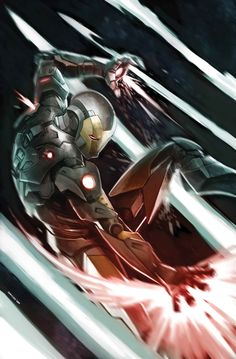 IRON MAN SPECIAL #1 - SEAN RYAN, RAHMAT HANDOKO / Cover by GARY CHOO
