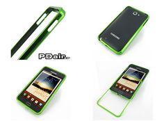 PDair Metal Bumper Frame for Samsung Galaxy Note GT-N7000/GT-i9220/LTE SGH-i717/SGH-T879 (Green)