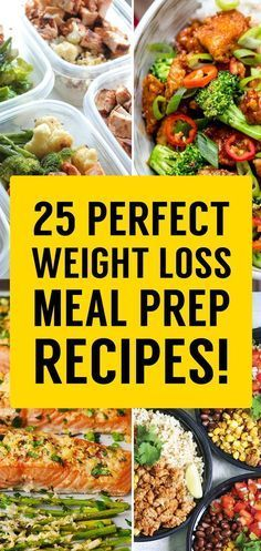 There's a reason that many people who undergo an insane weight loss transformation prepare their meals at the start of every week. It saves time, money, allows you to control your portion sizes and means you always have a healthy meal sitting in the fridg