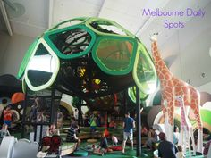 Melbourne Daily Spots List, places to visit, things to see and more!
