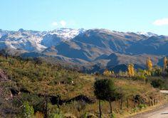 El Durazno. San Luis. Argentina