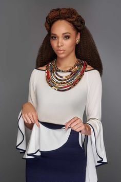 Life isn't perfect, but your outfit can be with The Empress African Bib Necklace. Shop our newly reduced prices. African Necklace, African Jewelry, Gold Fabric, Rope Necklace, African Fabric, Fashion Necklace, Vegan Leather, African Fashion, Just For You