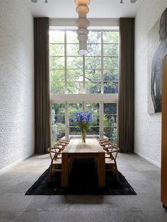 Morden Road Mews - contemporary - dining room - london - Warwick Avenue