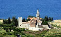 Komiža, otok Vis - Croatia