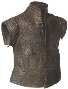 leather jerkin, London, 1555-1565