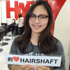 Thank You Dear!  #ILoveHairshaft  You can get your Dreamhair! Just Call / Viber / Text 0917-6283906  Or visit www.fredified.com www.facebook.com/fredigodfather to make an appointment.  You may also visit us at 3rd Level The Podium Mall ADB Avenue Ortigas Center Mandaluyong City  Follow our official social media accounts! @hairshaftsalon @hairshaftsalonglorietta  @hairshaftpodium @hairshaftsalonfort @hairshaftrobmanila #fredified #fredigodfather #signaturestylist  #viber09176283906text…