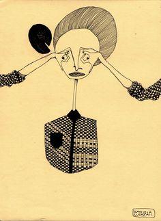 Dippold. by Daniela Lucherini, via Behance