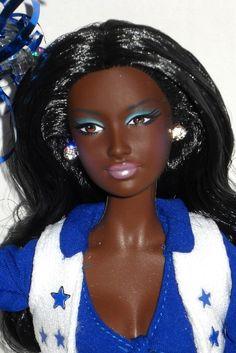 Dallas Cowboys Cheerleaders Barbie