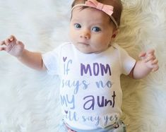 Infant Baby Bodysuits Toddler Clothing and by LivAndCompanyShop