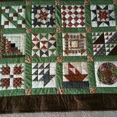 Underground railroad quilt Eleanor Burns