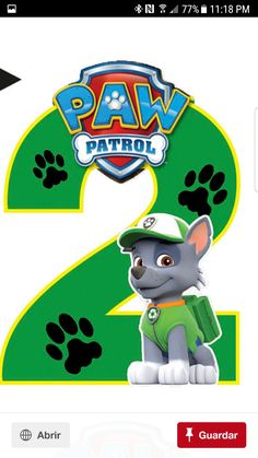 Dog Themed Parties, 2nd Birthday Parties, Baby Birthday, Paw Patrol Birthday Theme, Paw Patrol Party, Cumple Paw Patrol, Bodo, Diy Halloween Decorations, Birthday Images