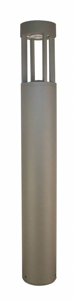 Tuinpaal LED zilver, roest of grafiet 650mm hoog 5W