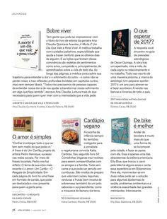 Título:Cardápio Vegano Veículo: Revista Vida Simples. Data: 01/01/2017. Cliente: Alaúde