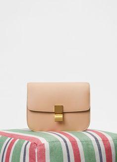 c0c6997407f9 Medium Classic bag in calfskin liégé