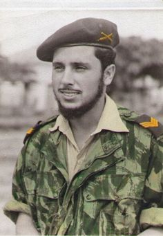Portuguese Army Sergeant Angola, Africa