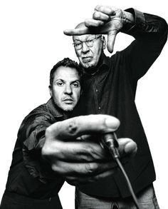 Platon and George Lois PLATON Platon, 44, has photographed leaders including Aung San Suu Kyi, Bill Clinton, and Bill Gates GEORGE LOIS Lois, 81, created a series of groundbreaking covers for Esquire in the 1960s.