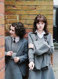 Carey Mulligan as Jenny Mellor in AN EDUCATION