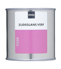 HEMA paint packaging // Managing concept and design process HEMA Mathilde Dijk