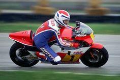 Course Moto, Freddie Spencer, Gp Moto, Racing Motorcycles, Road Racing, Courses, Grand Prix, Super Cars, Honda