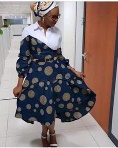 African Ankara: Stylish Ankara Dresses - Beradiva