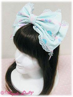 Angelic Pretty - Jewelry Jelly Headbow