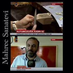 Kanal24 Kadın Kuyum Ustaları Canlı yayın. www.mahrecsanatevi.com