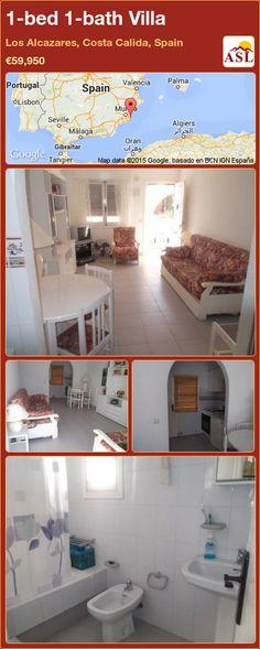 1-bed 1-bath Villa in Los Alcazares, Costa Calida, Spain ►€59,950 #PropertyForSaleInSpain