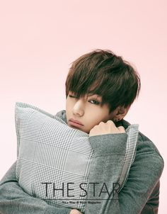 Bangtan Boys - The Star Magazine March Issue '15