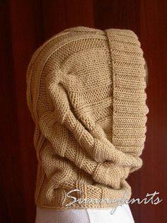 Tubular scarf by sunnyknits via Ravelry - free download