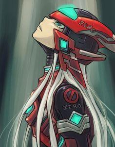 Zero, de Megaman.